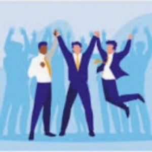 Logotipo del grupo de Tu éxito será mi éxito VI